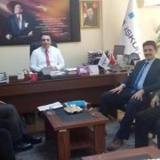 Bağımsız Belediye başkan adayı Yaşar Ar ziyaretlerine devam ediyor