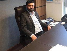 Aksaray  İyi Parti Merkez İlçe Bakanı Polat Açıkgöz Berat kandili Mesajı