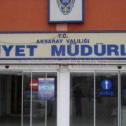 Aksaray polisi 2019 yılındaki icraatlarını açıkladı