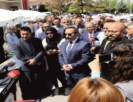 'Sıfır Atık Projesi' Aksaray'da yoğun ilgi gördü