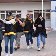 Muhabbet Tellallarına operasyon 27 gözaltı 2 tutuklama