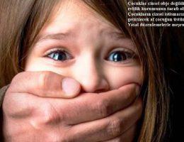 Çocuk istismarına 63 Barodan ortak açıklama