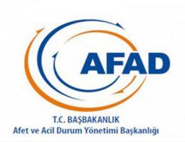 AFAD 2019 Yılında Arı gibi Çalıştı