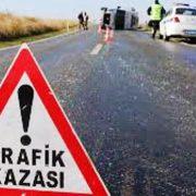 Aksaray- Ankara karayolunda Kaza 3'ü öğrenci, 7 kişi yaralandı