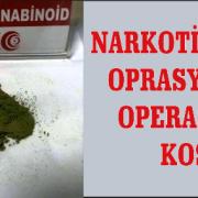 Narkotik Polisi Operasyondan operasyona koştu