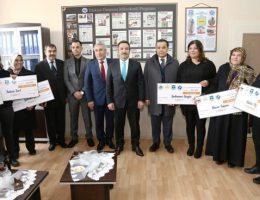 Aksaray'da Mikrokredi ile kendi işlerini kurdular