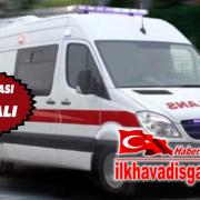 Aksaray Konya yolunda kaza 3 yaralı