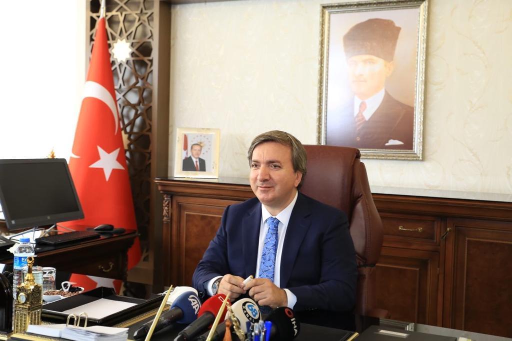 Vali Aydoğdu Kurban Bayramı Mesajı yayınladı