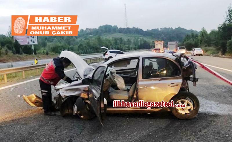 15 Temmuz Şehidinin Kız Kardeşi Trafik Kazasında Hayatını Kaybetti