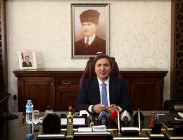 Aksaray Valisi Hanza Aydoğdu'nun Bayram Mesajı