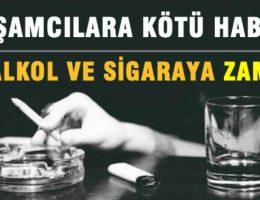 Tütün ve Alkol ürünlerinde FİYAT AYARLAMASI YAPILDI