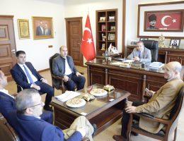 Aksaray'a Türkiye'nin Tekstil devi Yatırım kararı aldı
