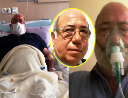 Duayen Gazeteci Hastanede tedavi altına alındı