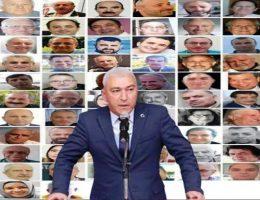 Türk Sağlık Sen Aksaray Şube Başkanı Taner Kara Basın açıklaması yaptı