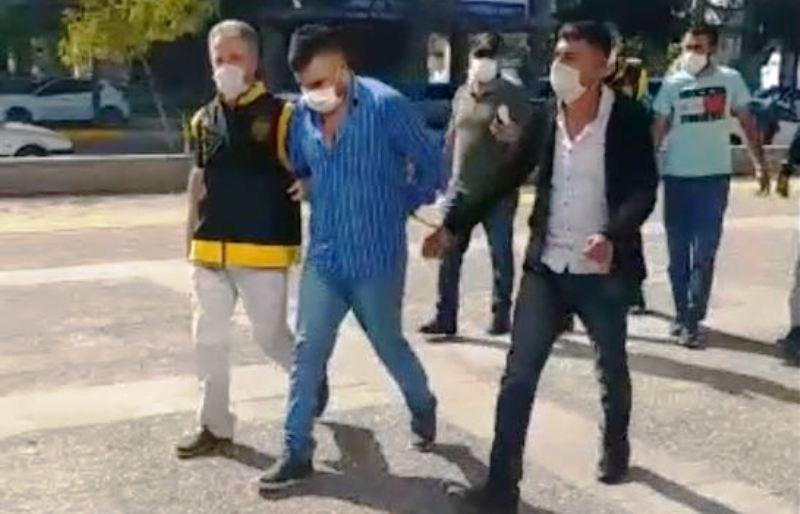 10 faili meçhul hırsızlık olayı aydınlatıldı 5 tutuklama