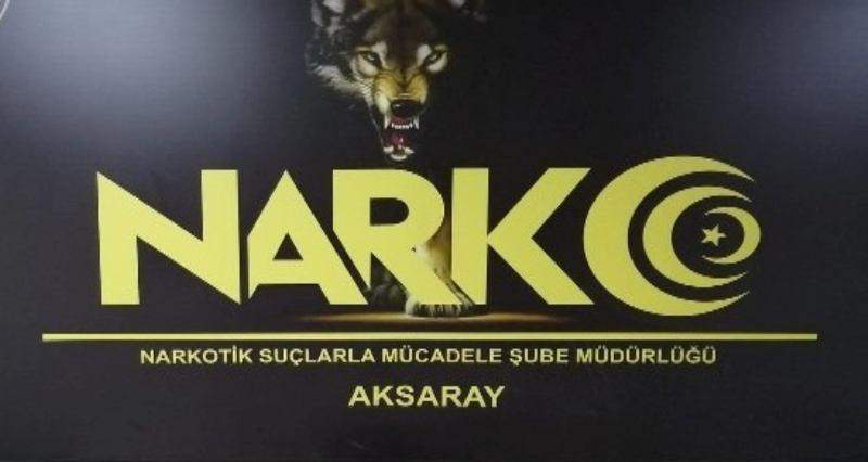 Aksaray'da 3 farklı uyuşturucu operasyonu