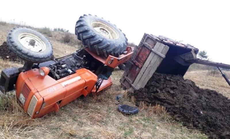 Traktör Sürücüleri Dikkat