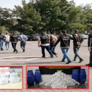 Aksaray Polisinden uyuşturucu operasyonları