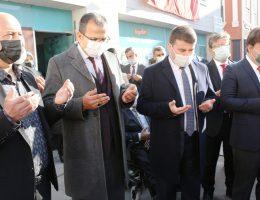 Engelliler Gününde Koordinasyon merkezi Açıldı