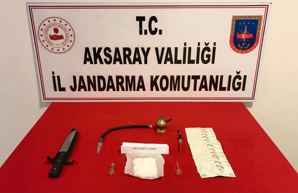 Jandarma'dan uyuşturucu operasyonu 3 gözaltı