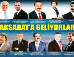 İYİ Parti Aksaray İl Teşkilatına Toplu Katılım