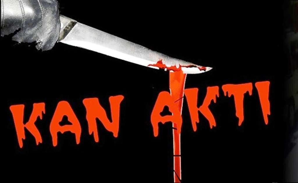 Aksaray'da bıçaklı kavga: 1 kişi ağır yaralı