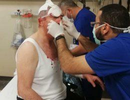 Siyasetçi ve gazetecilere Başkentin Ortasında saldırı