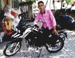Aksaray'da Motosiklet kazası 1 ölü,1 ağır yaralı