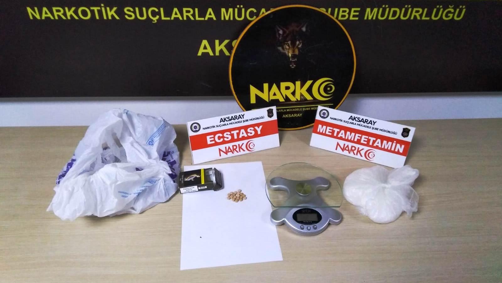 Aksaray polisinden torbacılara operasyon 3 tutuklama