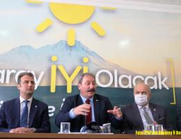 Ankara'dan İYİ partili Vekiller geldi
