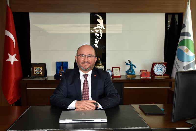 Yeni KOP Başkanı Mahmut Sami Şahin Görevine Başladı