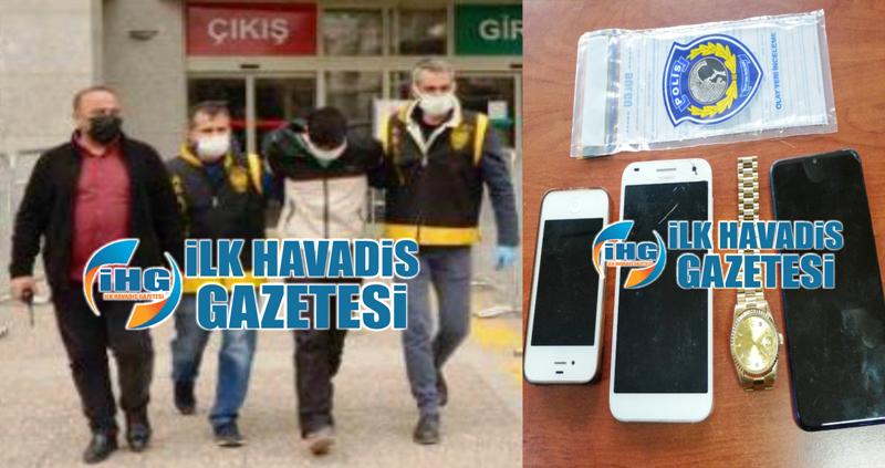 Aksaray'da Arkadaşlarını gasp ettiler etek giydirdiler şantaj yaptılar