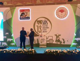 Aksaray Damızlık Sığır Yetiştiricileri Birliği ödüle doymuyor