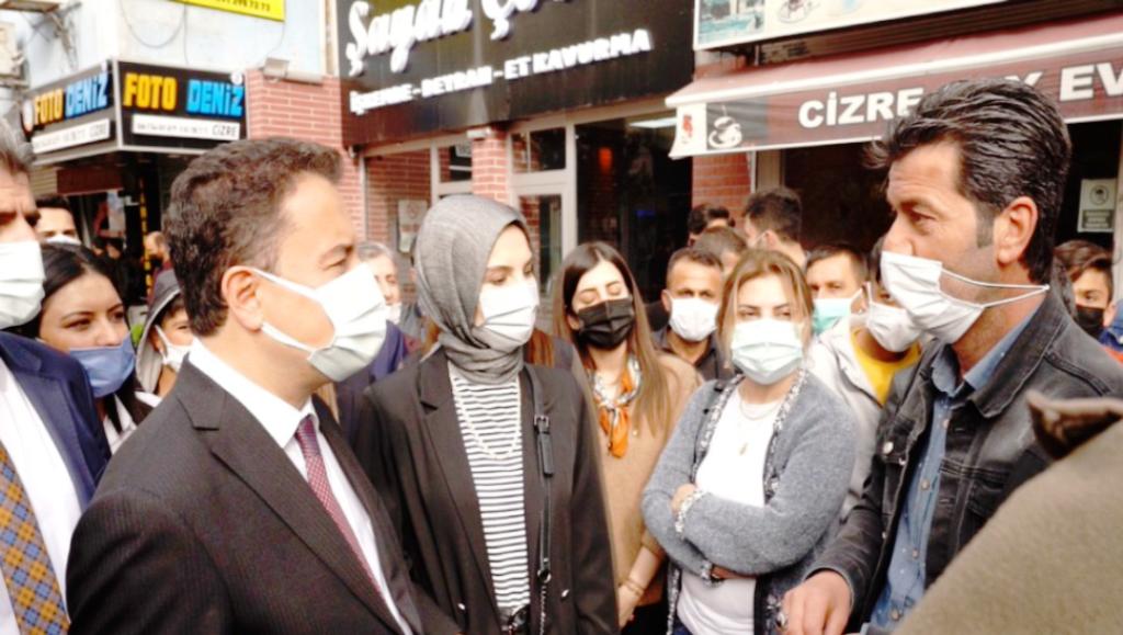 ESNAF ALİ BABACAN'A DERT YANDI: 'Dar boğazdayız'
