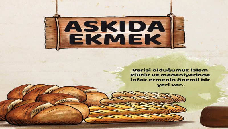 Aksaray Ekmeğini Paylaşıyor