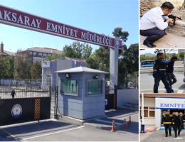 Aksaray Emniyet Müdürlüğü Ekipleri başarılı operasyonlar gerçekleştirdi