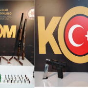 Aksaray Polisinden Ruhsatsız silah operasyonları