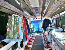 Dar Gelirli Ailelere Sosyal Mağaza Otobüsü