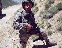 Aksaray'lı Uzaman Onbaşı Birliğinde hayatını kaybetti