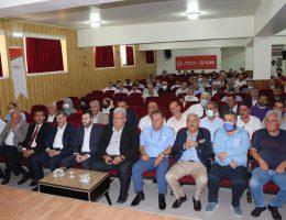 Önder Aksaray İmamhatipliler Derneği yeni Başkanı Yılmaz Akbulut oldu